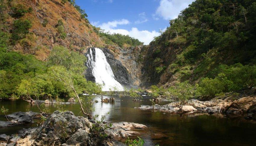 Bloomfield-Falls--Australia