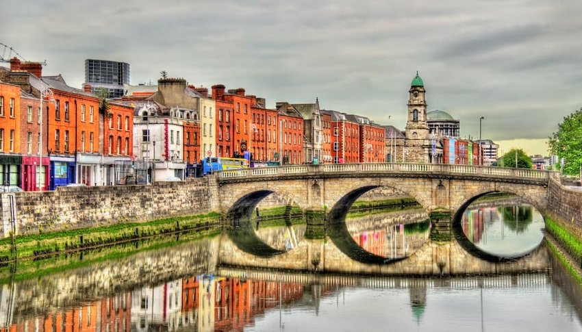 Mellows-Bridge-in-Dublin