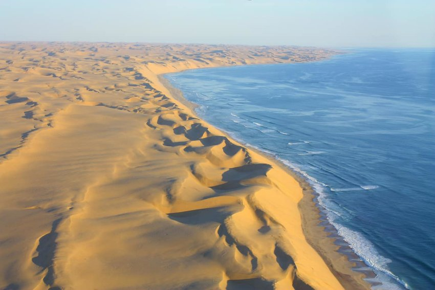 Namibia--Skeleton-Coast