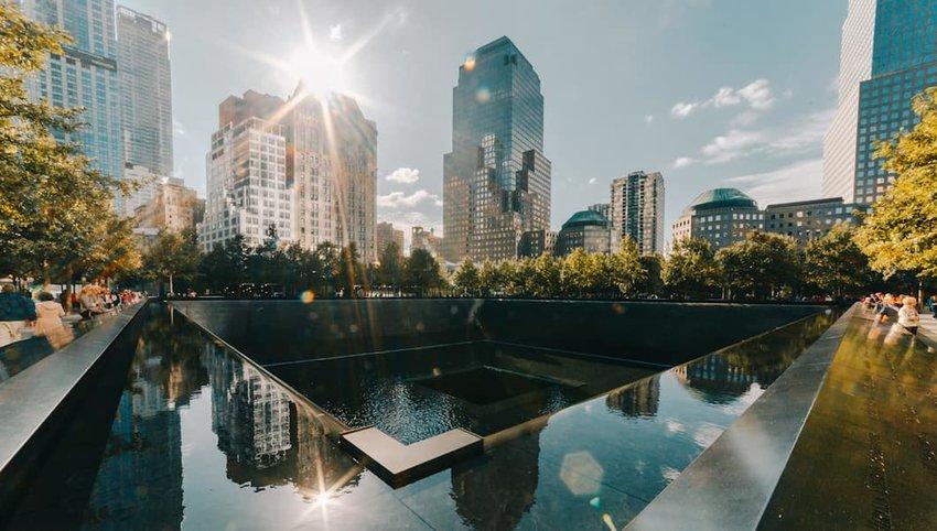 National-September-11-memorial-waterfalls