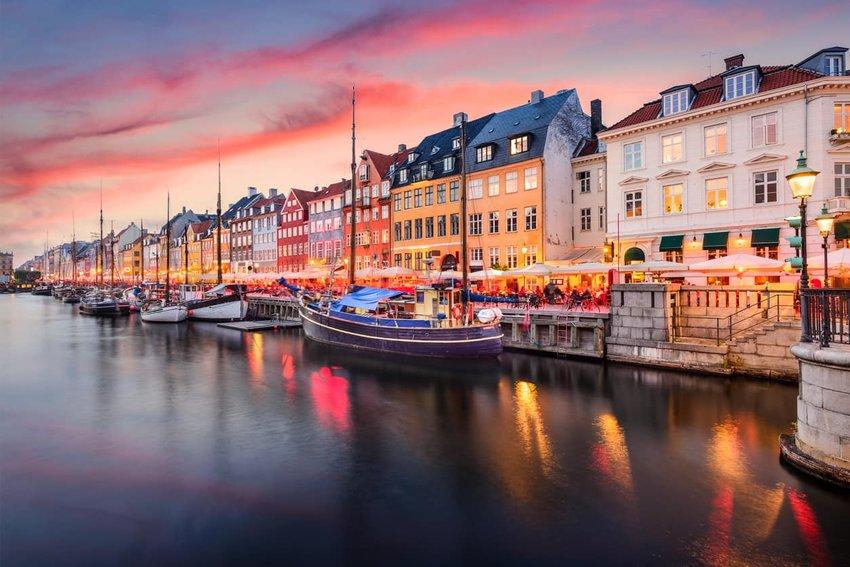 Nyhavn-Canal-in-Copenhagen
