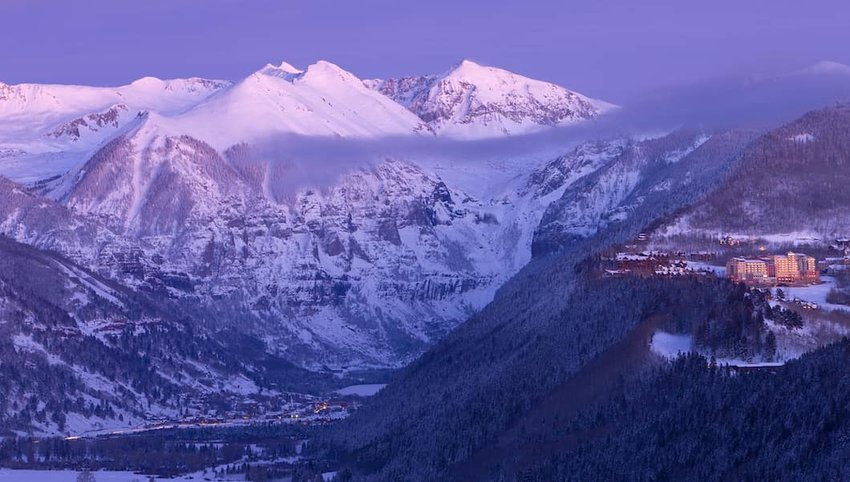 Telluride-Mountain-view