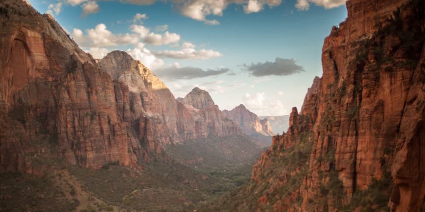 Zion-National-Park-watchman-trail