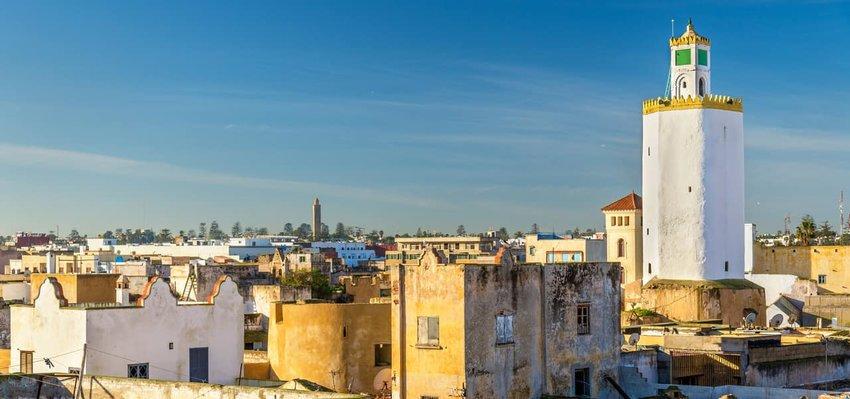 Mazagan in El-Jadida, Morocco