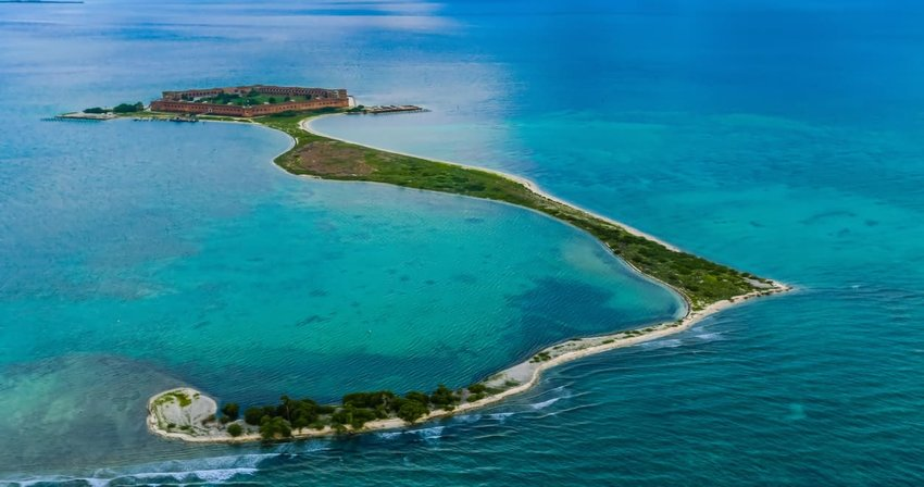 Fort Jefferson national monument, Dry Tortugas national park