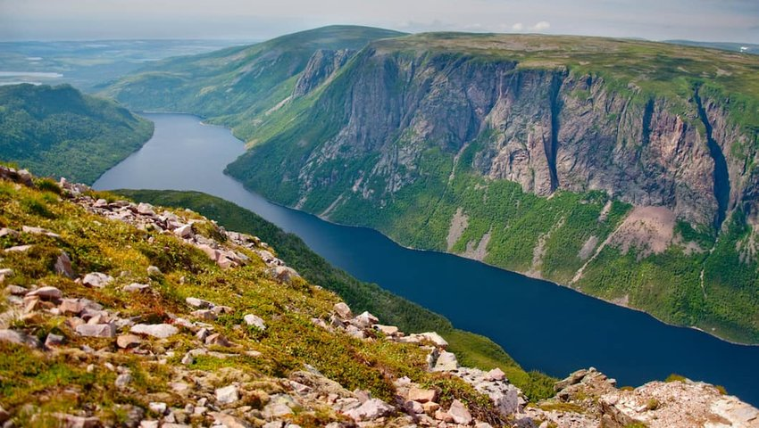 Gros-Morne-Mountain