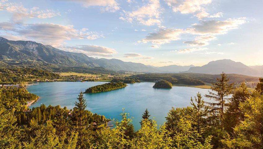 Lake-Faaker-See