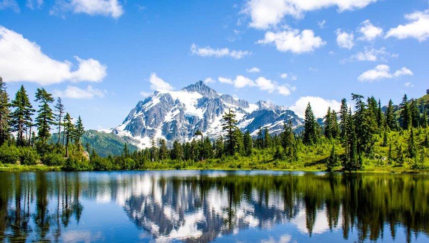 Mt.-Shuksan