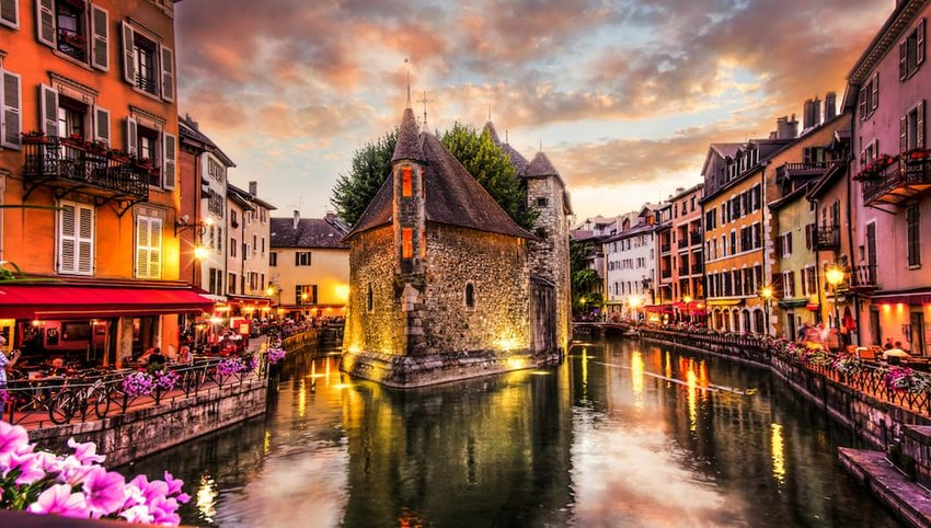 5 French Towns Straight Out of a Fairy Tale