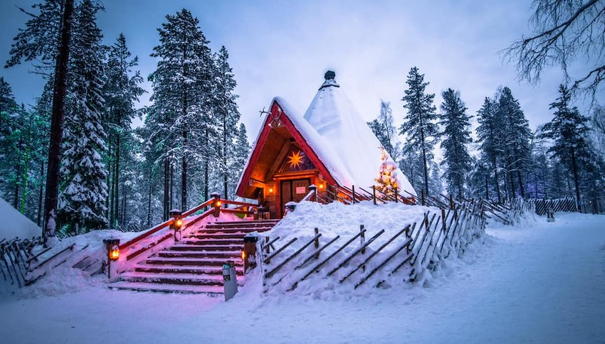 Santa-Claus-village-of-Rovaniemi