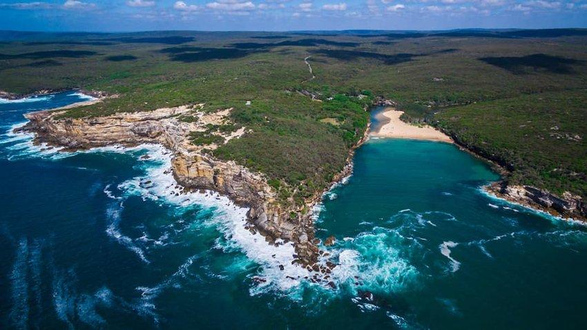 Sydney-s-Wattamolla-Beach