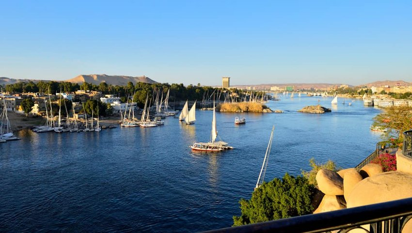 the-Nile-in-Aswan