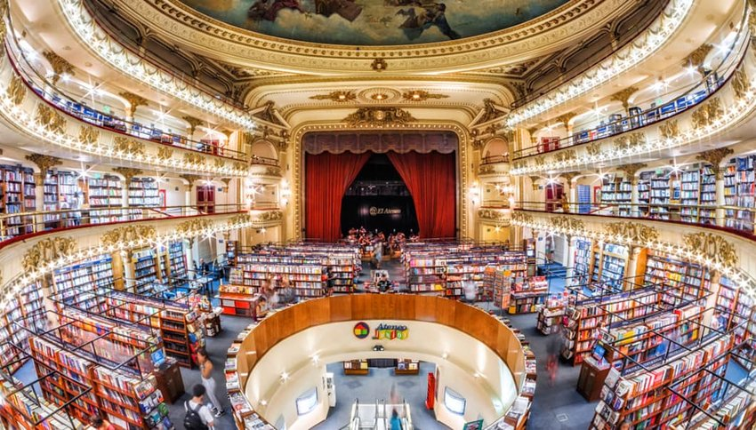 10 Bookstores Worth Traveling For