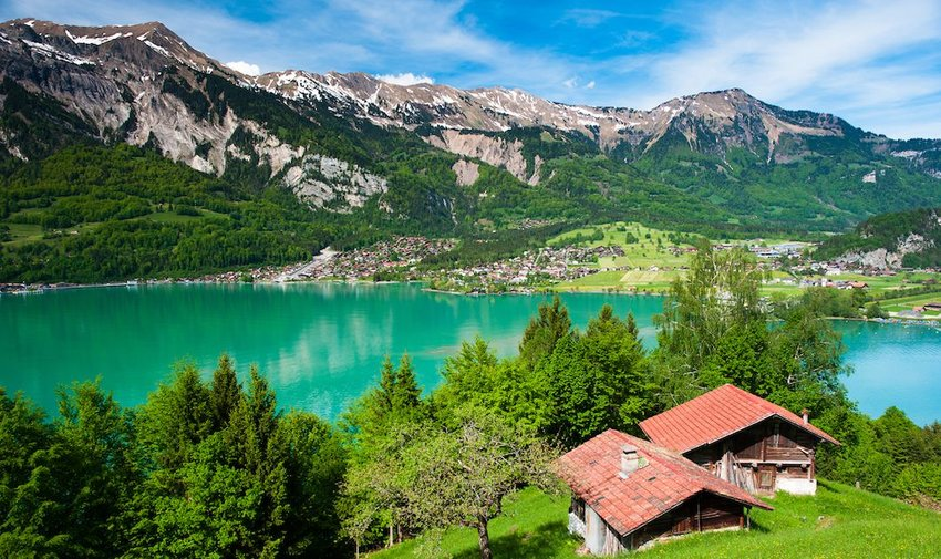10 Pictures That Proved Switzerland Is the Perfect Summer Vacation Spot