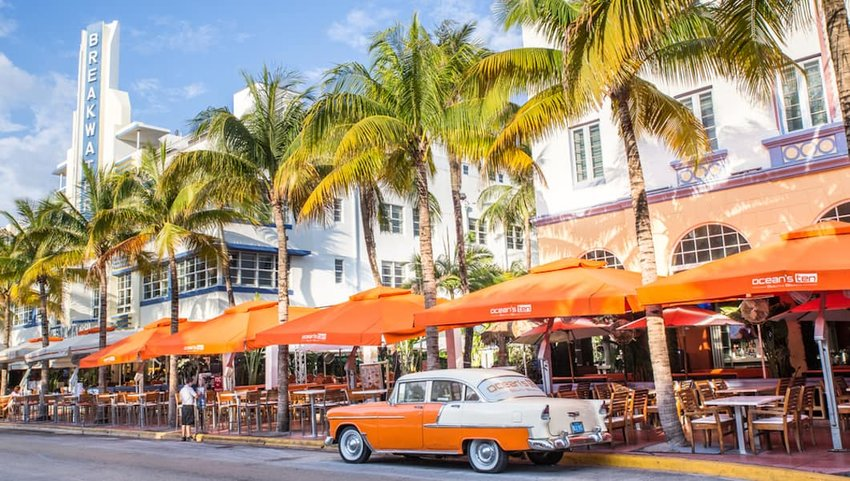 Why Miami Should Be Your Next U.S. Vacation