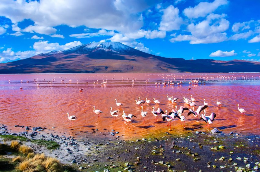 25 Stunning Sites in South America