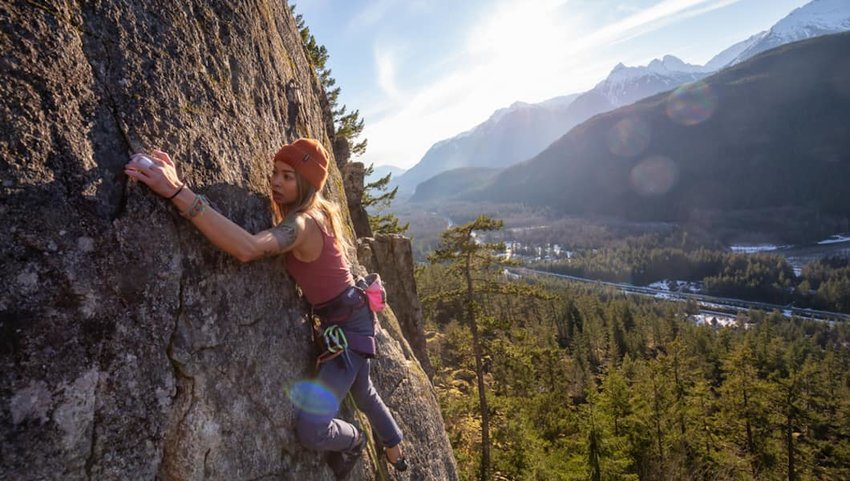 Where to Rock Climb for Beginners