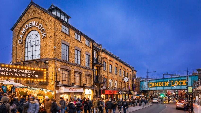 The Coolest Neighborhoods in London