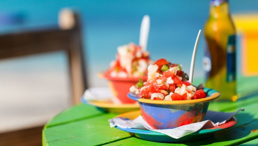 The Complete Foodie's Guide to the Caribbean