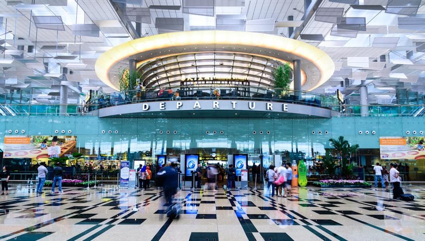 The Most Luxurious Airports in the World