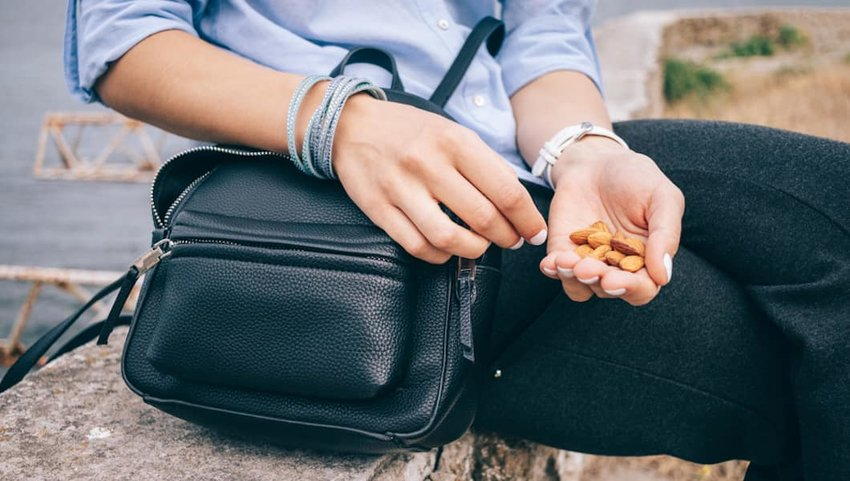5 Healthy Travel Snacks You Have to Try