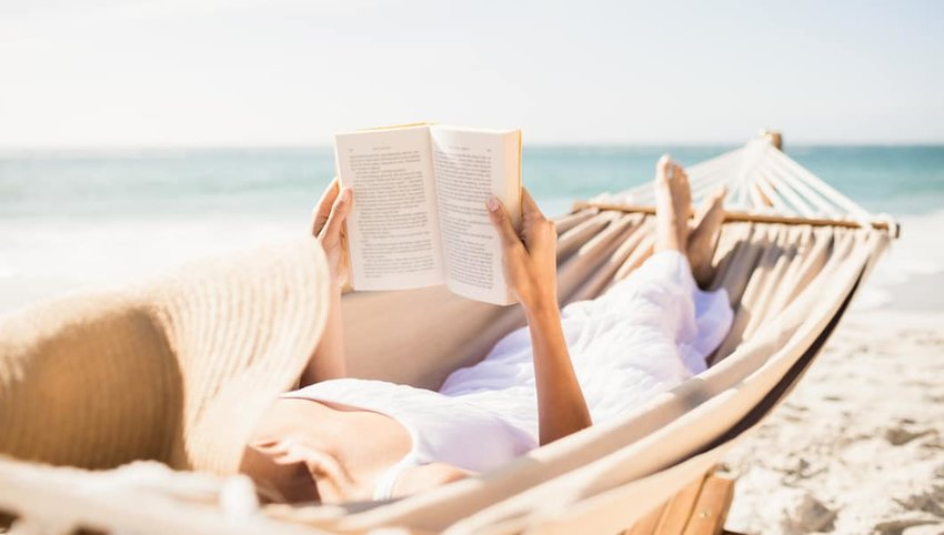 7 Beach Reads to Dive into This Summer