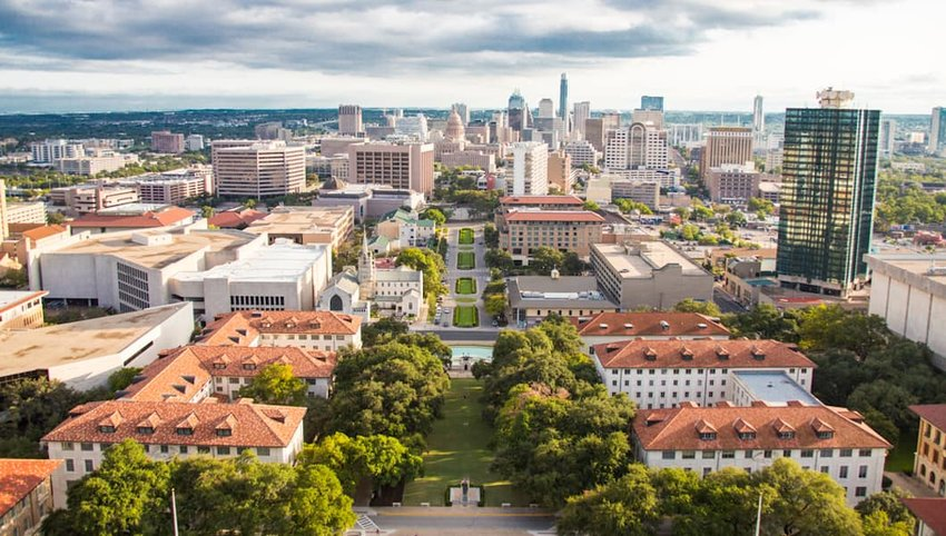 The Coolest College Towns in America