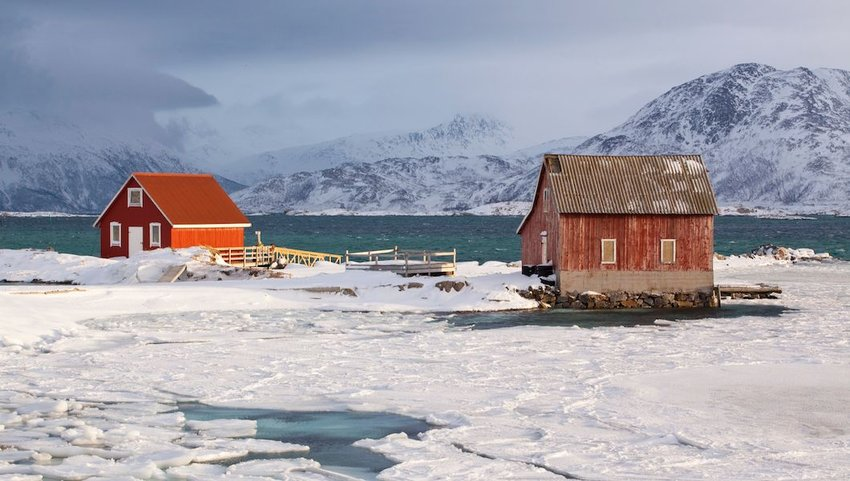 The Norwegian Island Where Time May Cease to Exist
