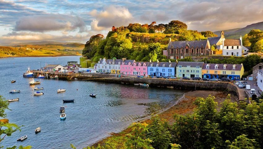 The Most Stunning Coastal Towns in Europe