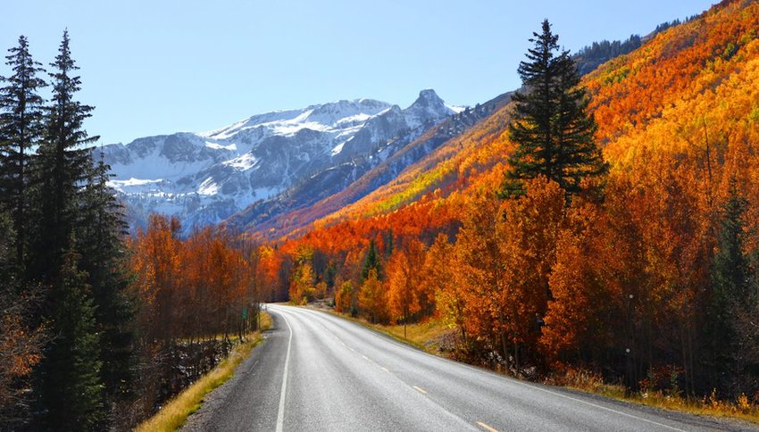 6 All-American Fall Road Trips to Look Forward To