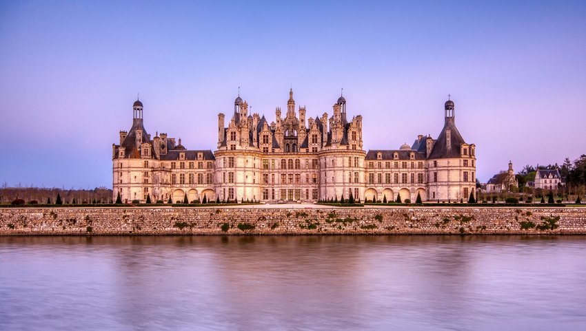 10 French Châteaux You'll Fall in Love With