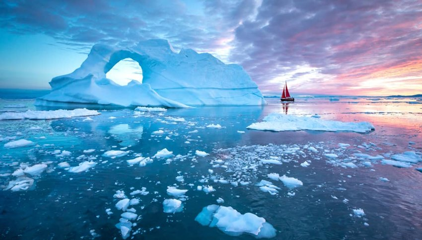 Beat the Heat With Photos of the Coldest Places on Earth