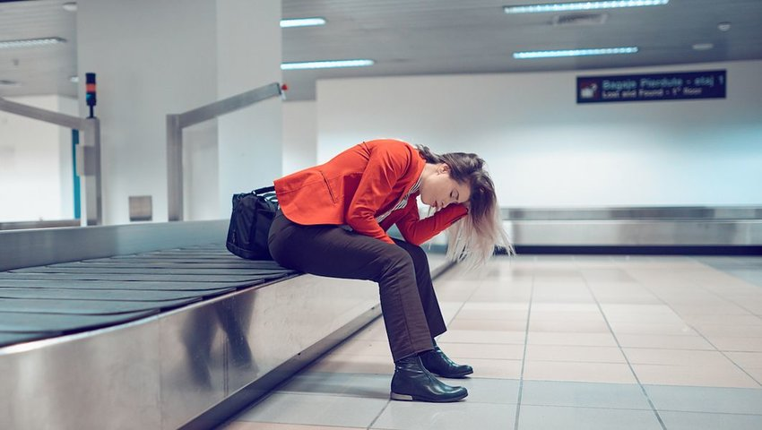 Lost Luggage? All You Need Are These 3 Things
