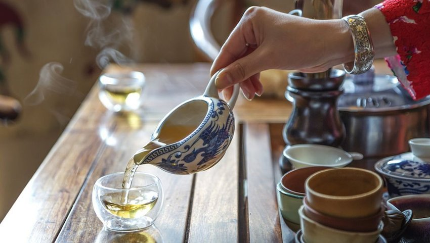 The Guide to Tea Time Around the World