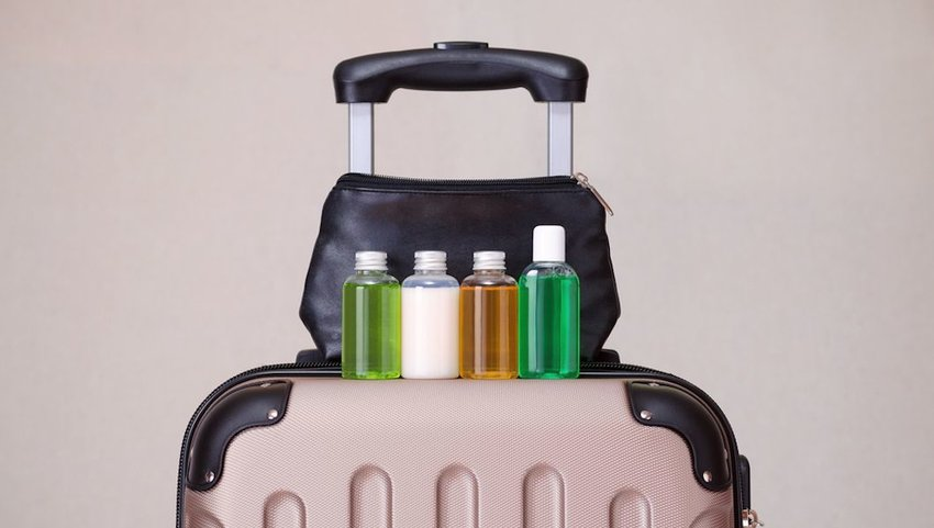 How to Pack the Perfect Toiletry Bag