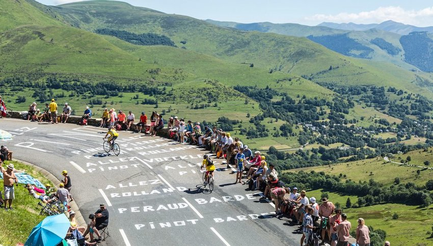 The Most Beautiful Spots on the 2019 Tour de France Route