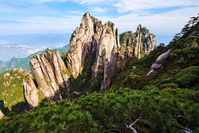 12 Jaw-Dropping Chinese National Parks