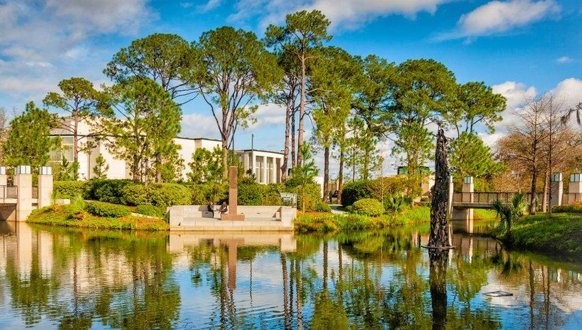 Photo of New Orleans City Park Sculpture Garden