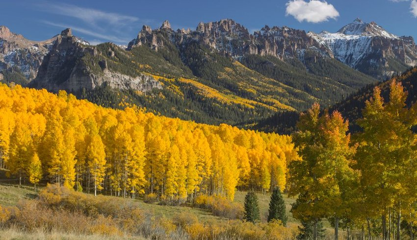 The Best U.S. National Parks to Visit in the Fall