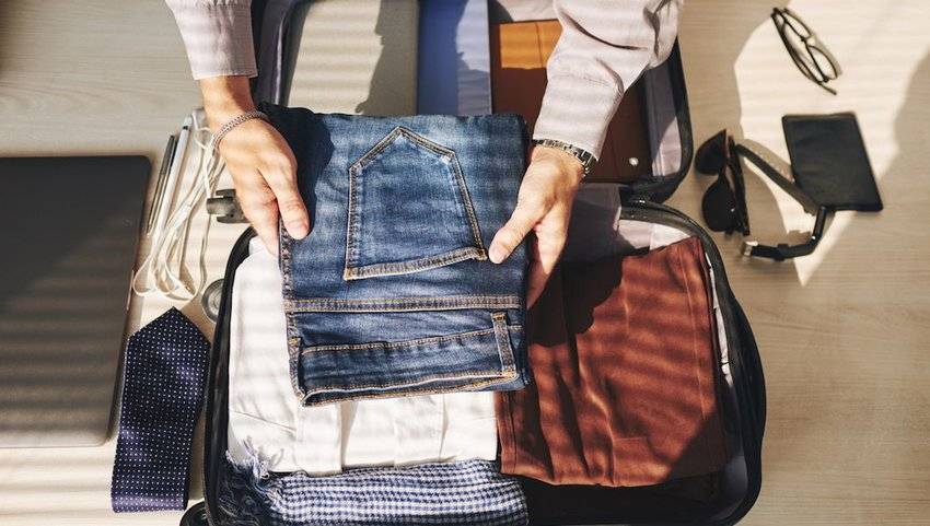 5 Ways to Keep Your Clothes Wrinkle-Free When Traveling