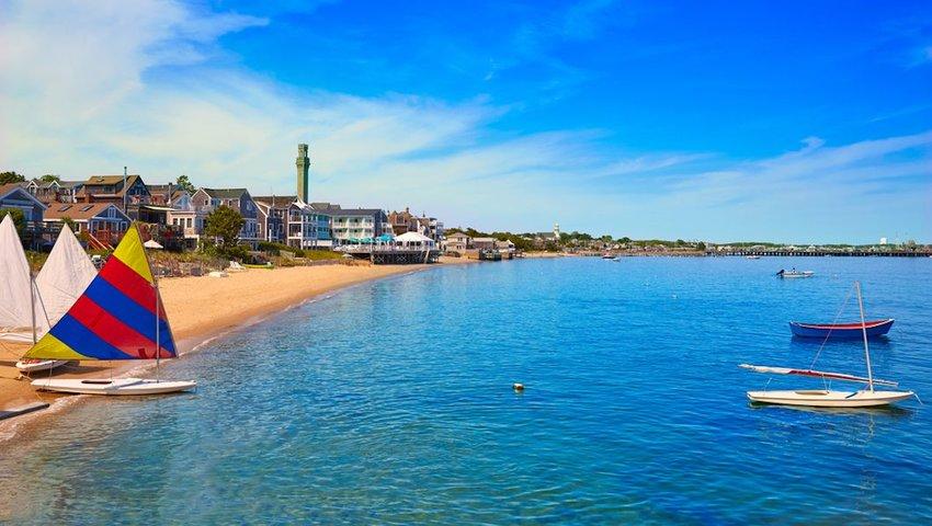 Cape Cod Provincetown beach
