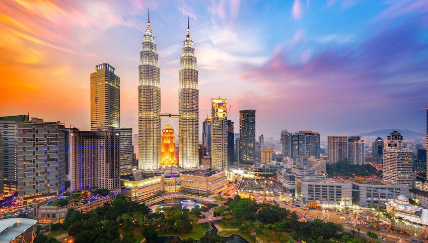 5 Spots in Asia Where Everyone is Moving