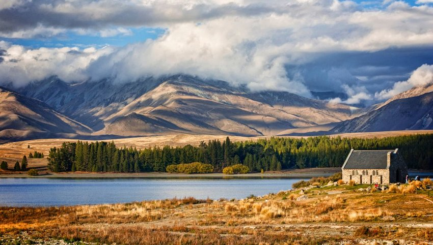 10 Must-See Spots on New Zealand's Scenic South Island
