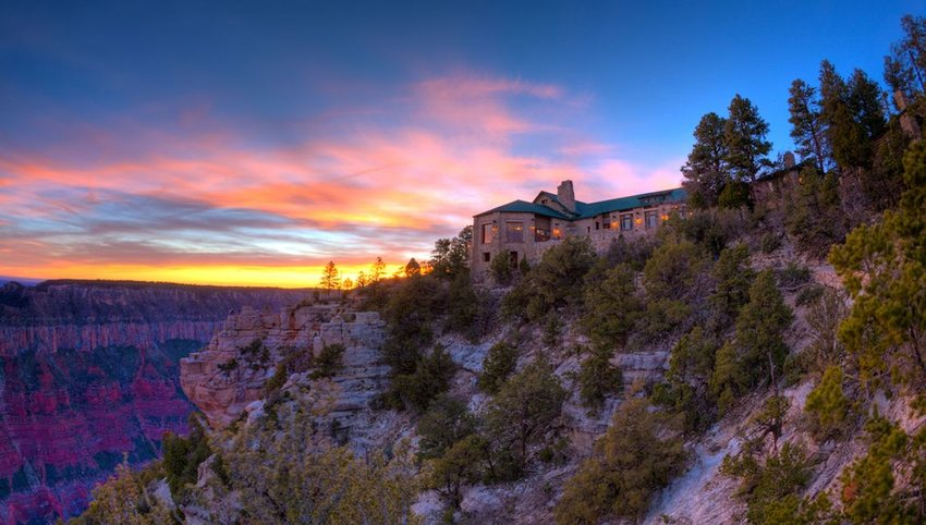 5 Places to Stay Near Grand Canyon National Park