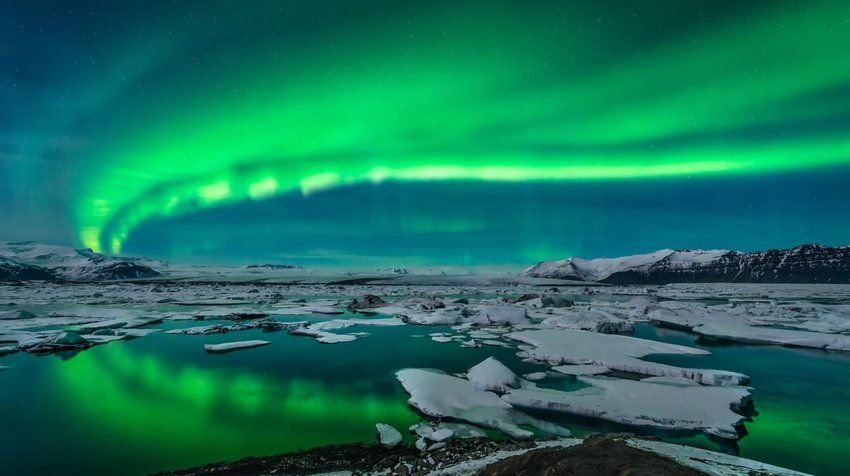 How to Plan a Vacation to See the Northern Lights in Iceland
