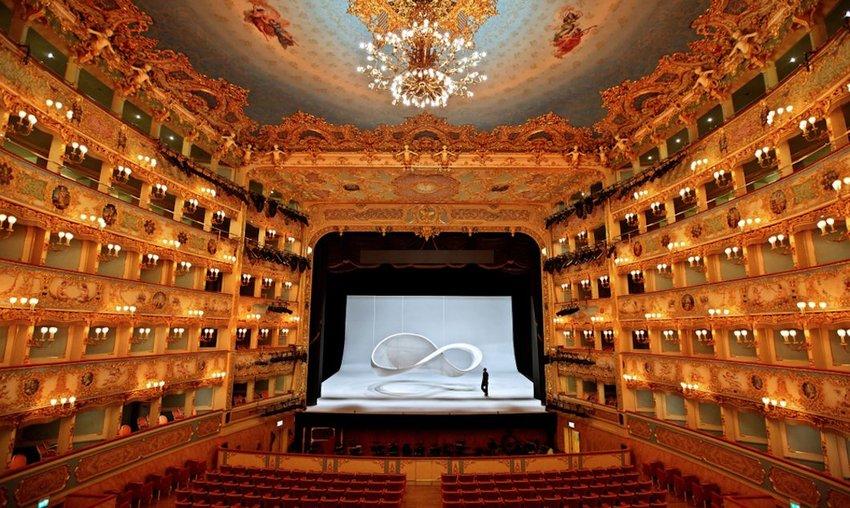 Teatro La Fenice in Venice
