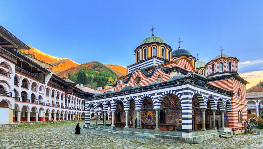 Discover Tranquility With a Night in a Monastery