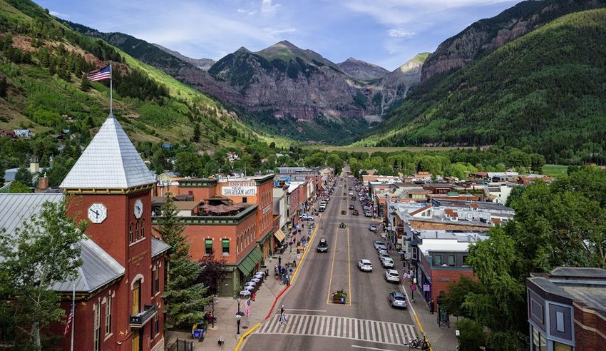The Best Mountain Towns in America