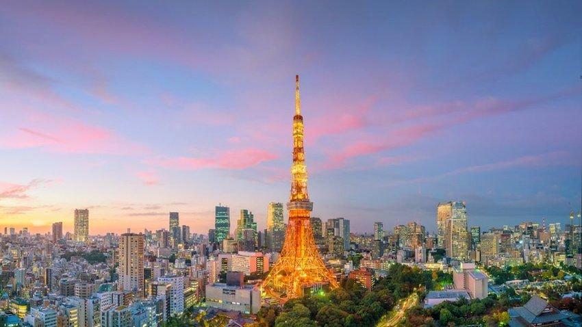 Tokyo-city-skyline