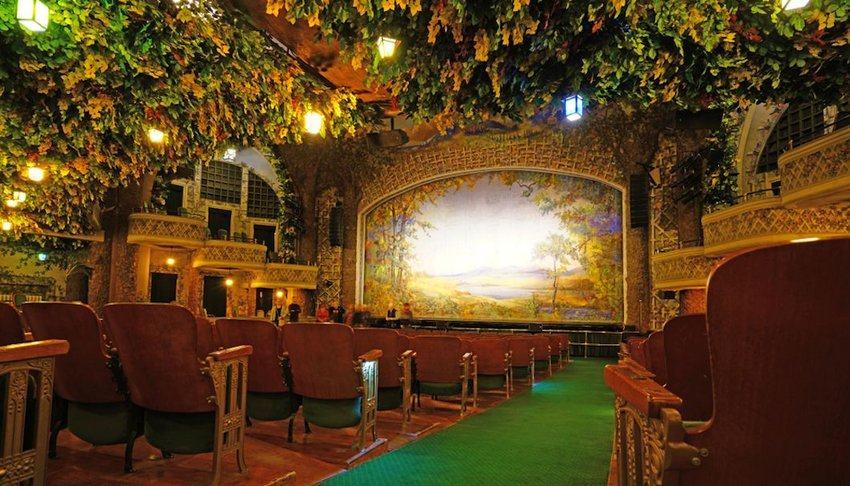 Toronto's Winter Garden Theatre